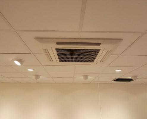 Klimaanlage einbauen, Geschäft Coburg, KAT Systems