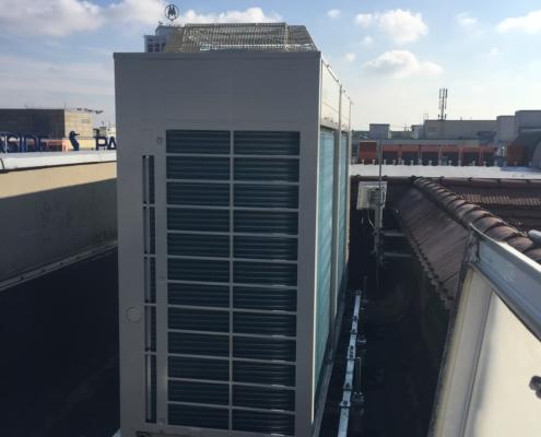 KAT Systems, Anlagetechnik, Leipzig, R22, Kaltwassersystem, Nachrüstung, VRF-Klimaanlage Leipzig