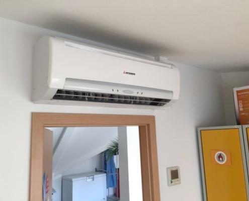 KAT Systems Anlagetechnik Leipzig R22 Kaltwassersystem Nachrüstung VRF-Klimaanlage Leipzig