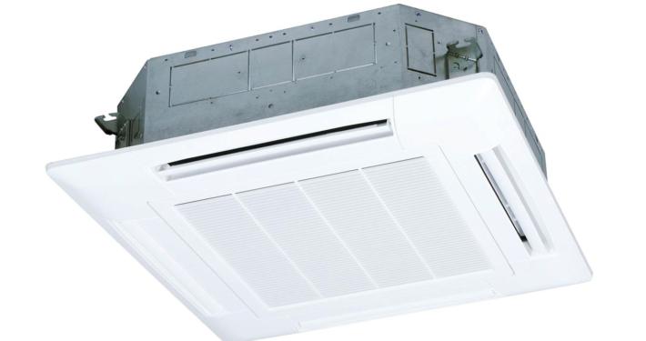 Gebäudetechnik Klimaanlagen Neumontage Splitklimaanlagen Türluftschleier Wärmepumpen in Einkaufsräumen KAT Systems Dortmund