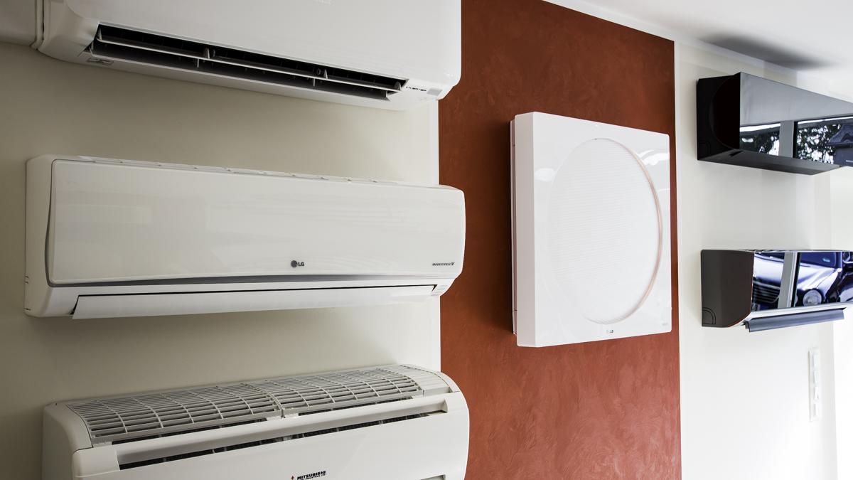KAT Systems Klimatechnik Lüftungsanlagen Heizungstechnik Wärmeumluftpumpen Dortmund Bundesweit Klimaanlage Einbau