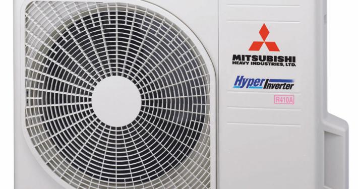 Klimaanlage Mitsubishi Lüftungsanlage einbauen